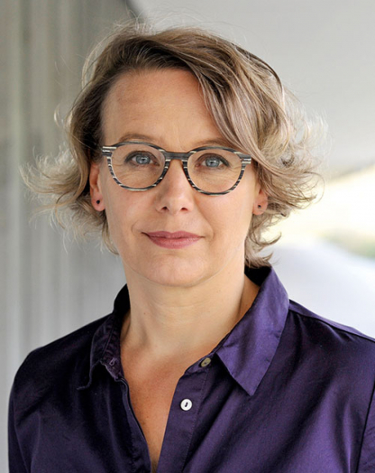 Sandra Lüpkes Autorin
