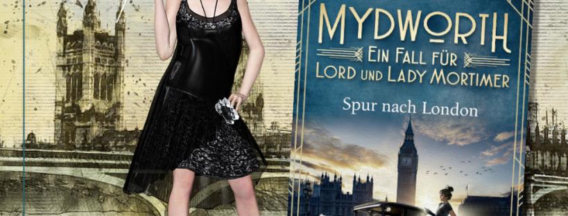Mydworth - Titelbild Frau Goethe liest