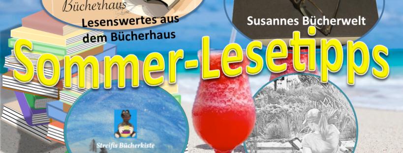 Sommer-Lesetipps Titelbild