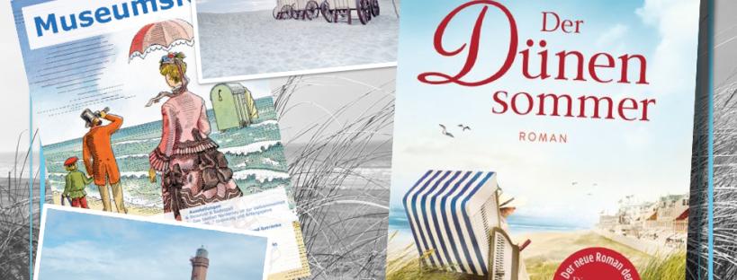 Cover Der Dünensommer