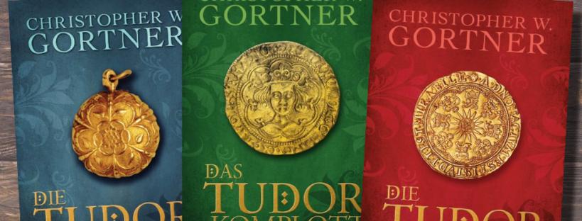 Cover Tudor Krimis