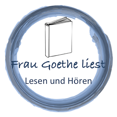 Frau Goethe liest Logo