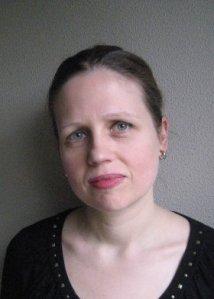 Sofie Berg - Autorin