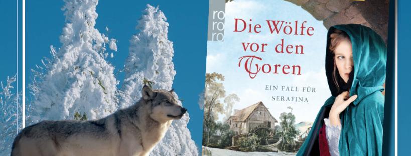 Die Wölfe vor den Toren - Cover