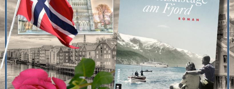 Schicksalstage am Fjord - Cover