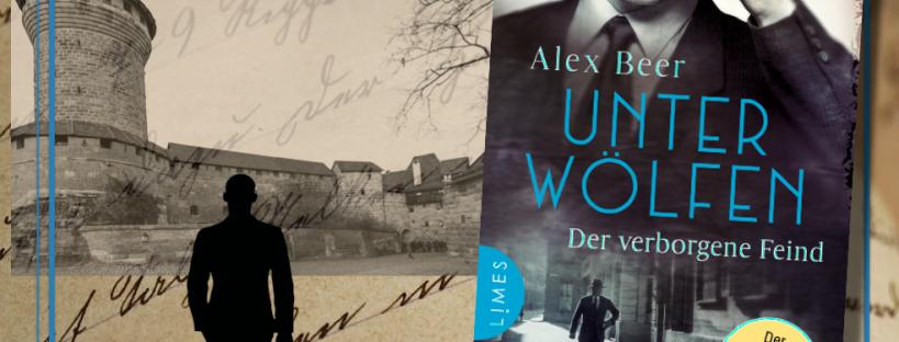 Unter Wölfen 2 - Cover
