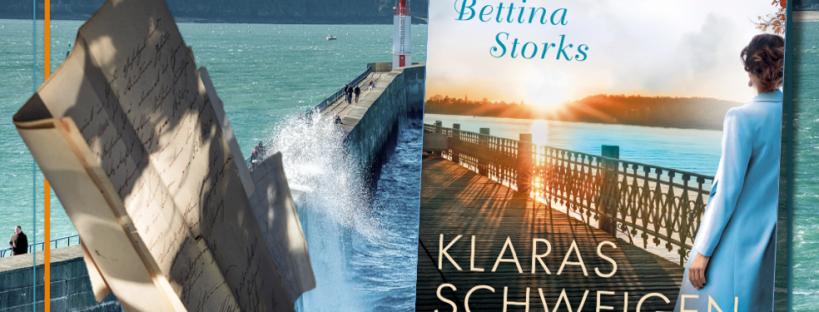 Klaras Schweigen - Cover
