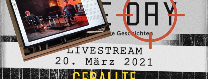 Crime Day 2021 als Live-Stream