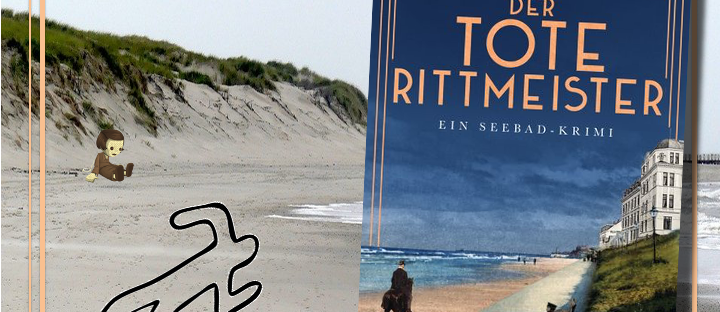 Der tote Rittmeister - Cover