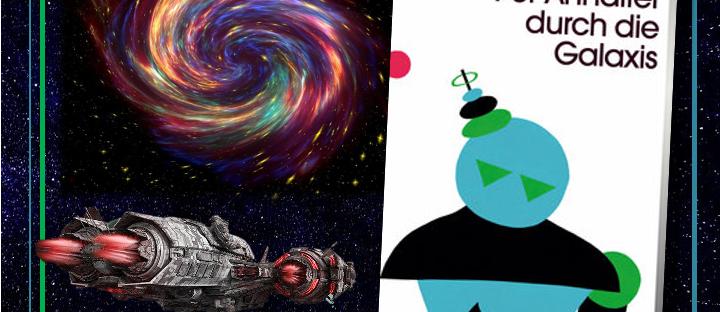 Per Anhalter durch die Galaxis - Cover