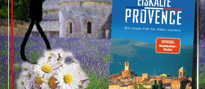 Eiskalte Provence - Cover