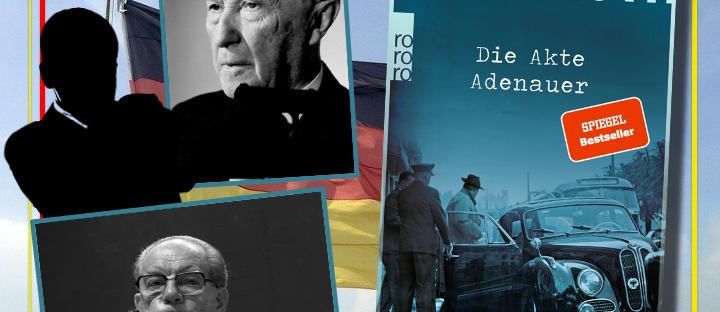 Die Akte Adenauer - Titelbild
