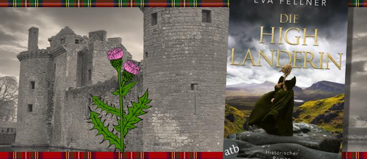 Die Highlanderin - Cover