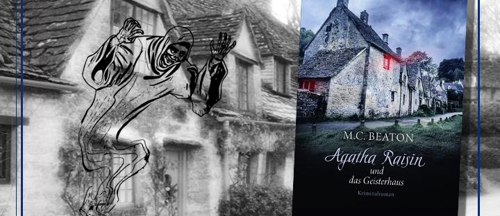 Agatha Raisin und das Geisterhaus - Cover