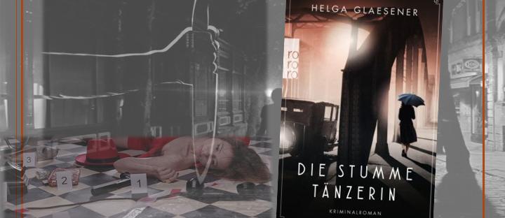Die stumme Taenzerin - Cover